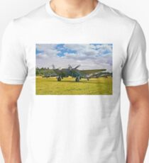 De Havilland Mosquito T.III RR299 G-ASKH Unisex T-Shirt