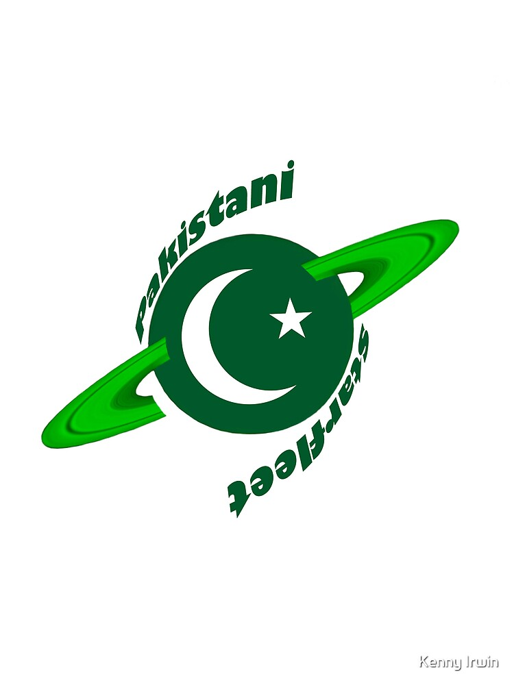 Pakistani Starfleet Badge by Kenny Irwin