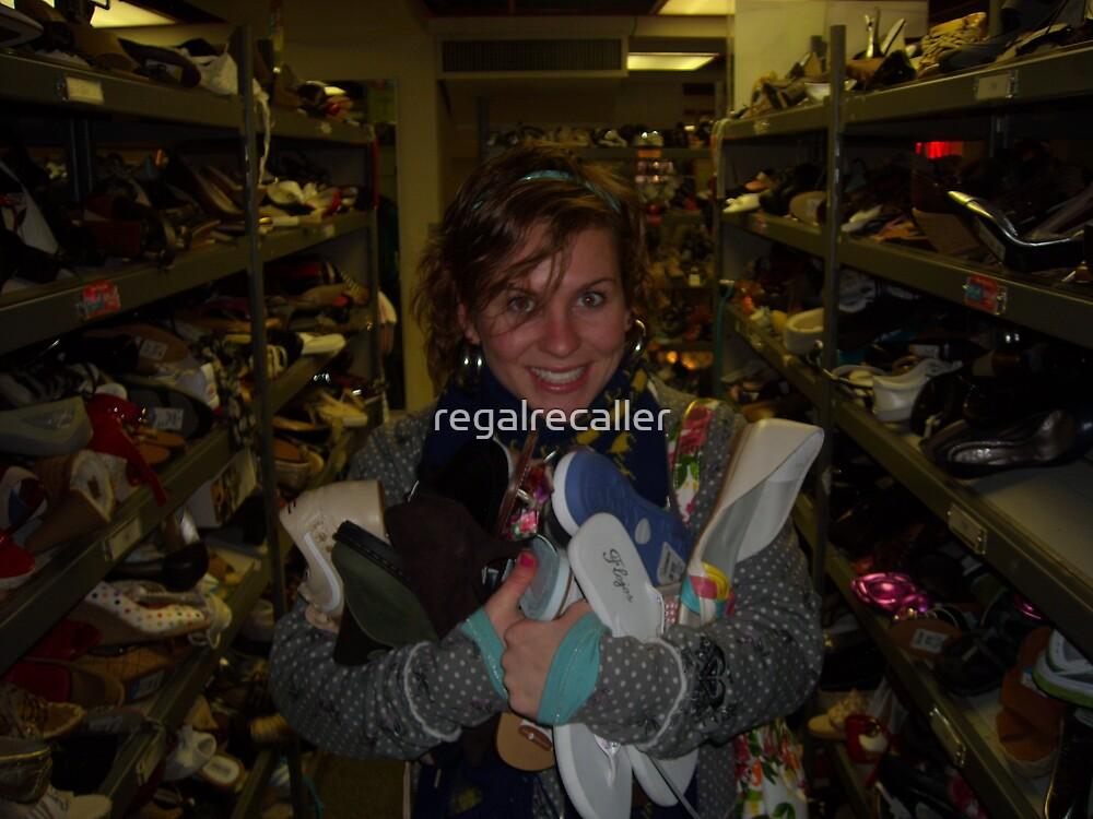 insane shoe mania by regalrecaller