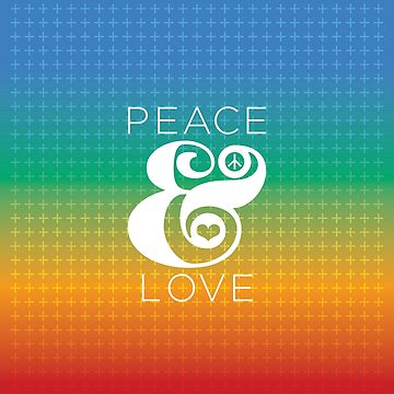 Peace & Love by tommyrockett