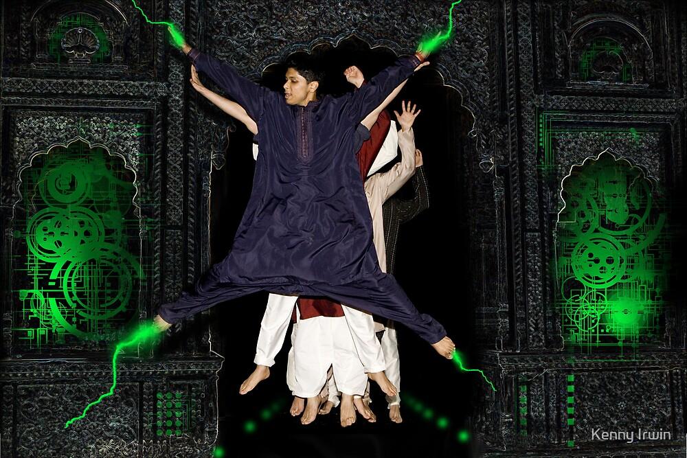 Pakistani Desi Power by Kenny Irwin