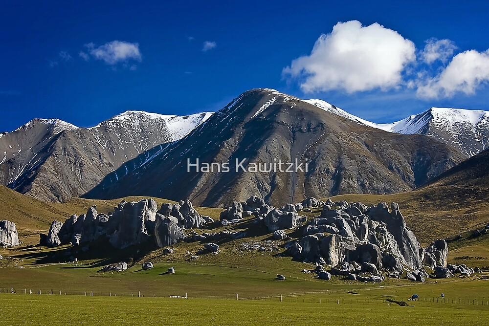 1029 Mountain Scene  by Hans Kawitzki