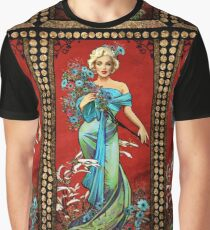 MM mucha red Graphic T-Shirt