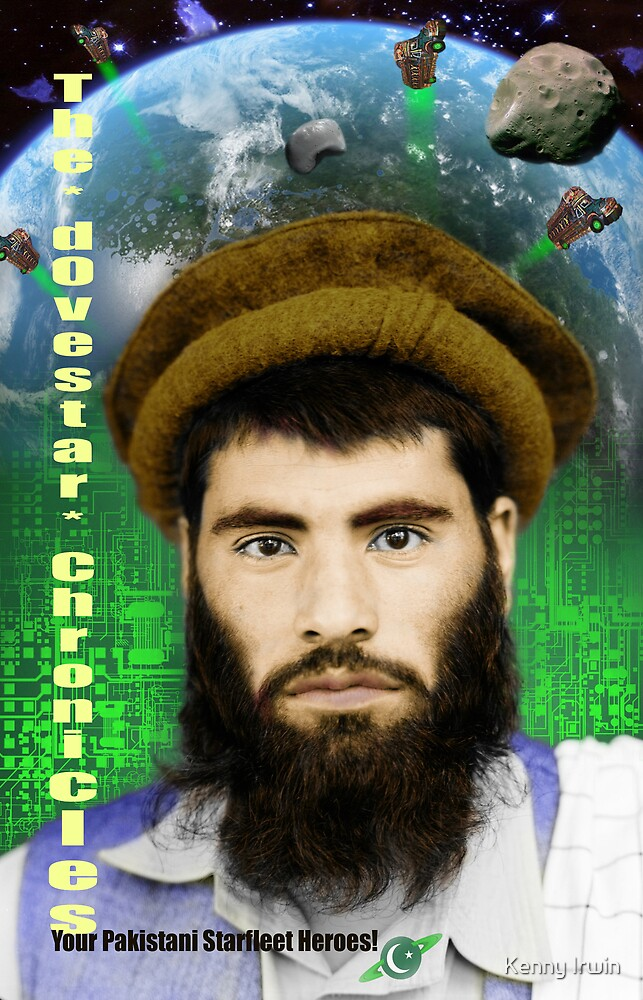 *Your Pakistani Starfleet Heroes* by Kenny Irwin