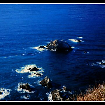 Blue Ocean by anthylorrel