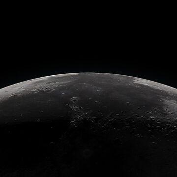 Moon Horizon by Noedelhap