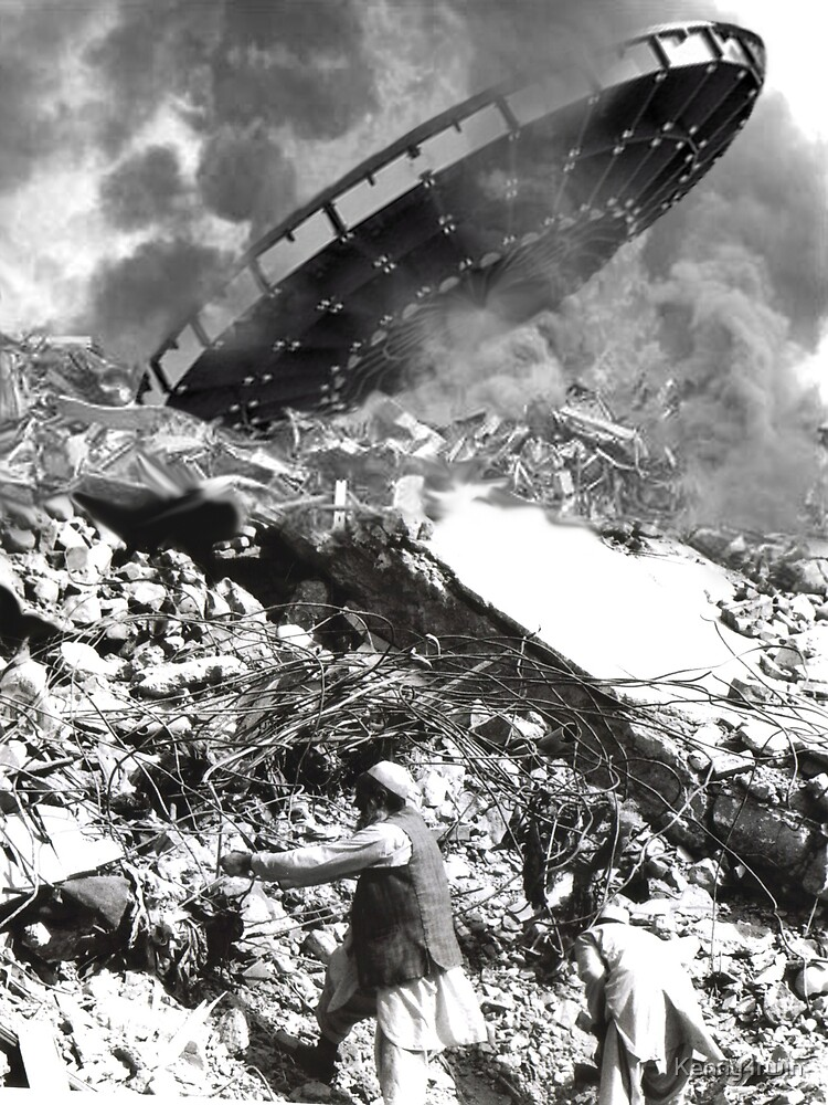 The 15TH Century Pakistani UFO Crash by Kenny Irwin