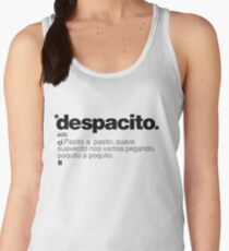 Despacito Women's Tank Top