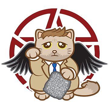 Catstiel by Fanboy30