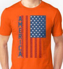 American Freedom Flag Unisex T-Shirt