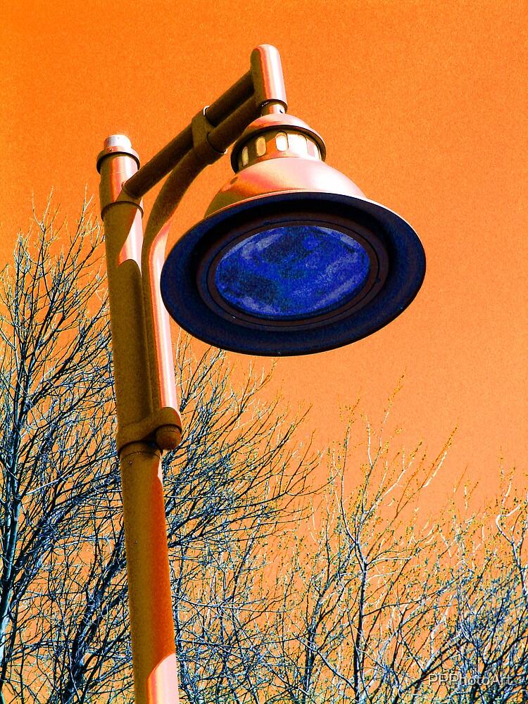 Street lamp by PPPhotoArt