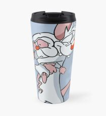 Pinky and the Brain Travel Mug