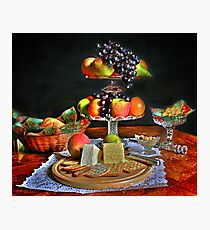 Still Life  {fruit } Photographic Print