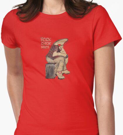 Rock Chick Waits T-Shirt