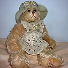 Christine Bear - dressed for Party  by EdsMum
