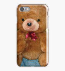 Big and Cuddly - gift Teddy Bear iPhone Case/Skin