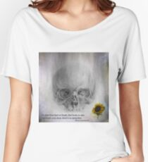 life and death - asciiart Women's Relaxed Fit T-Shirt