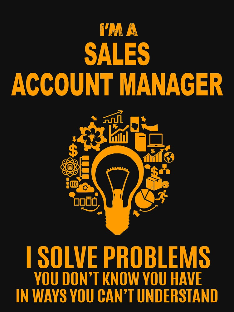 SALES ACCOUNT MANAGER by Jordynthanhs