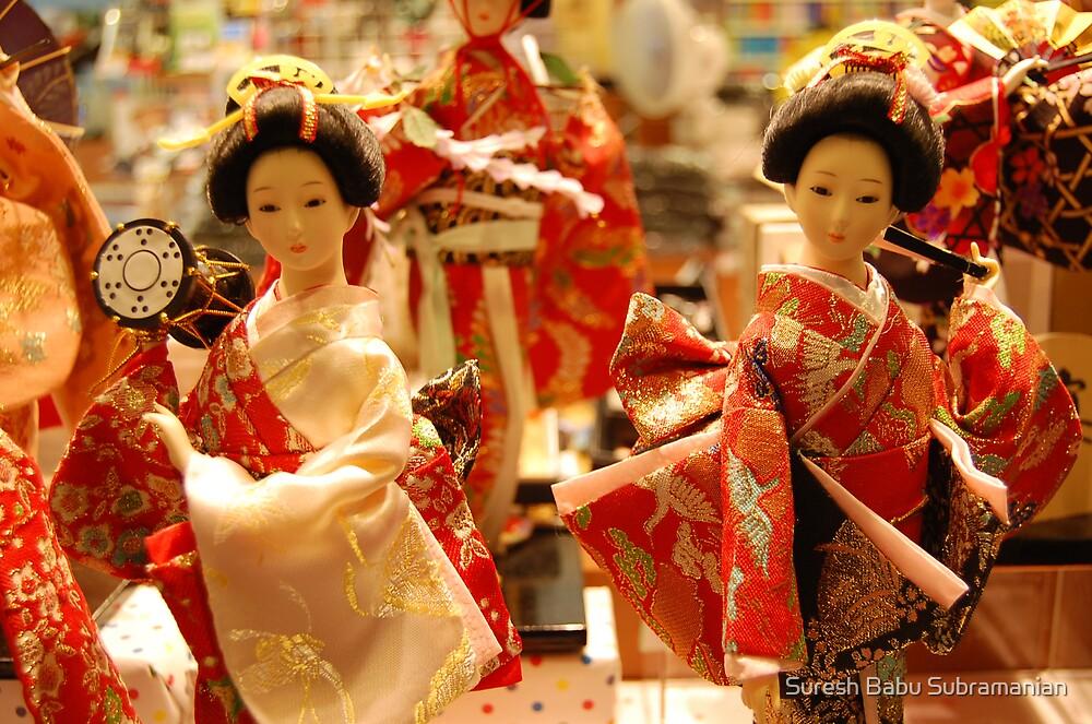 Dolls by Suresh Babu Subramanian