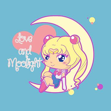 Sailor Moon Cutie by OneNineSix