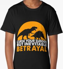 Curse Your Sudden But Inevitable Betrayal : Inspired By Firefly Long T-Shirt