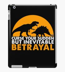 Curse Your Sudden But Inevitable Betrayal : Inspired By Firefly iPad Case/Skin