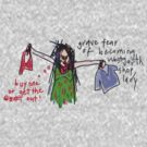 'Westgarth Shop Lady Wrath' by ellejayerose
