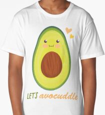 Let's Avocuddle Long T-Shirt