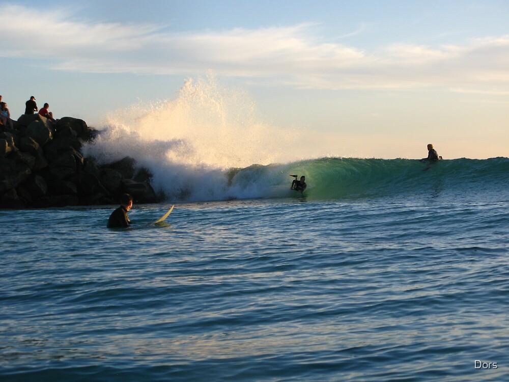 City Beach Barrels of fun by Dors