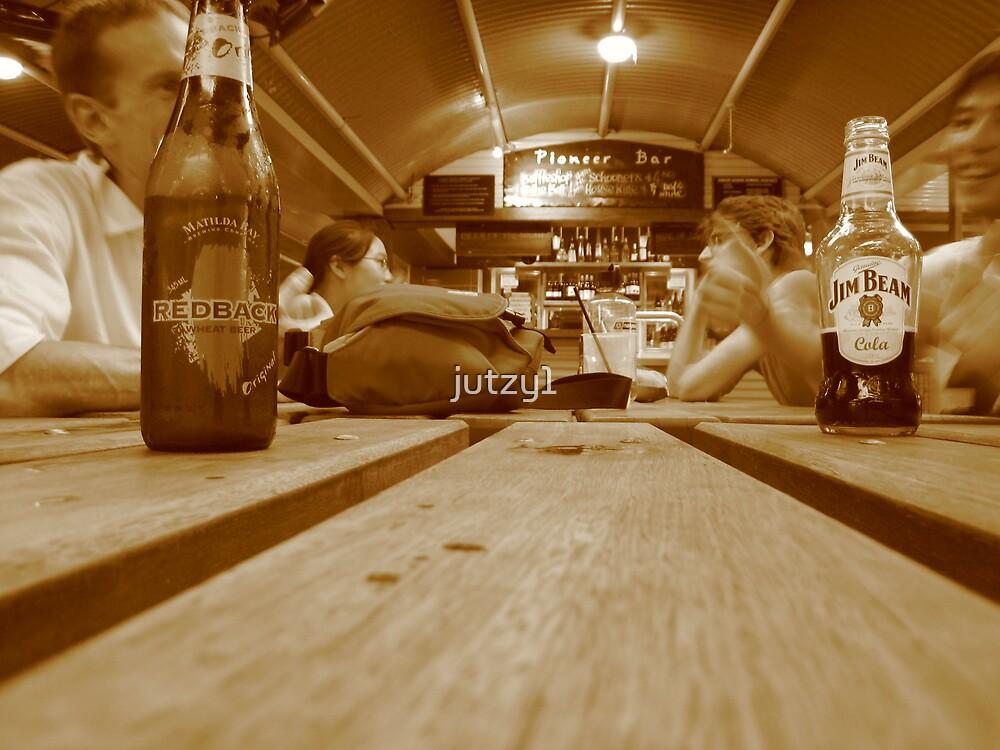 The Pioneer Bar by jutzy1