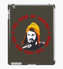 The Hero of Canton : Inspired by Firefly iPad Case/Skin