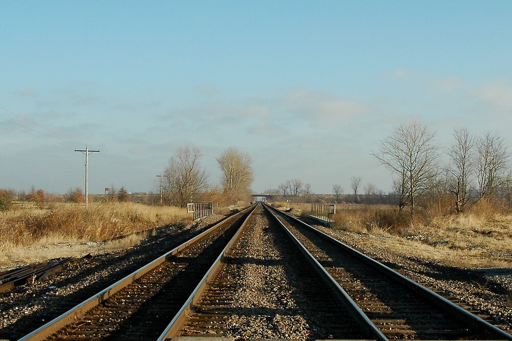 Illinois view by Jim Caldwell