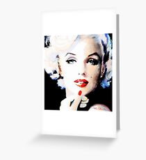 MM 132 P Greeting Card