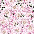 Peonies - A Pattern by ZedEx