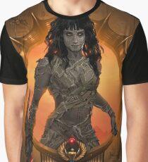 The Princess Ahmanet Graphic T-Shirt