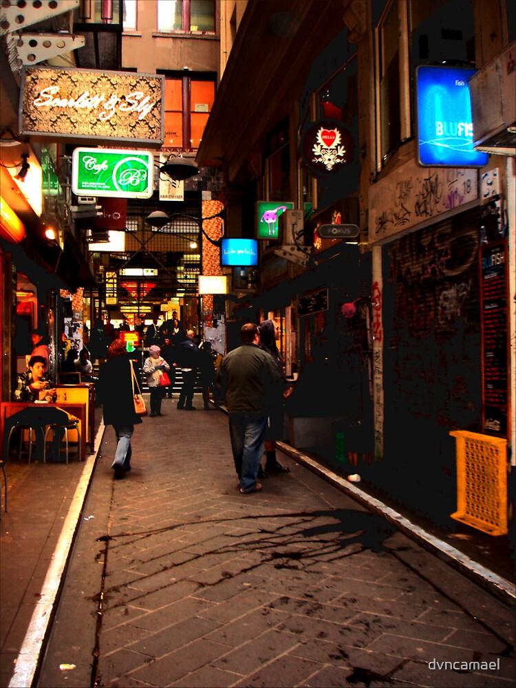 Melburnian by dvncamael