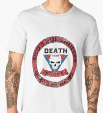 Death From Above - Rico's Roughnecks : Inspired by Starship Troopers Men's Premium T-Shirt