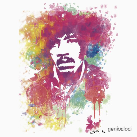 TShirtGifter presents: Jimi