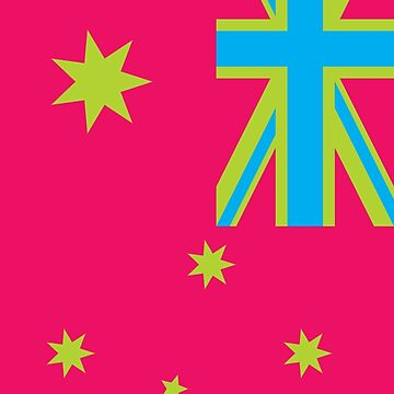 Neon Nations AUSTRALIA by timcostello