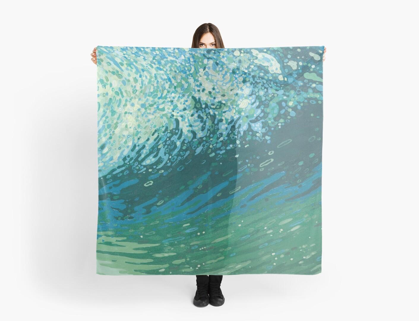 Splash! Huge Crashing Tides Margaret Juul by MargaretJuul