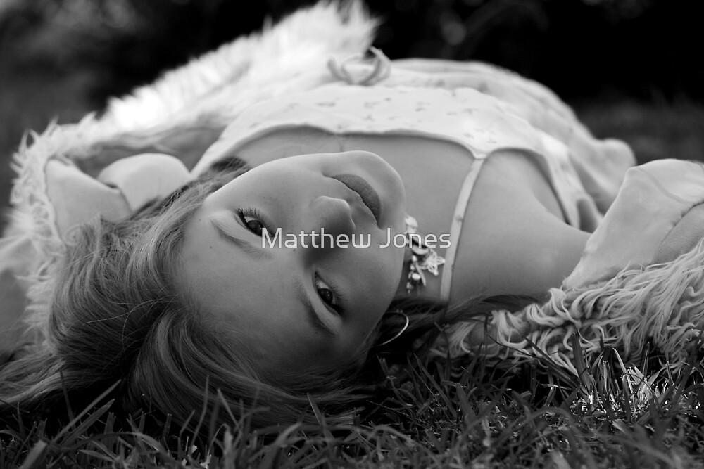 angelic II by Matthew Jones
