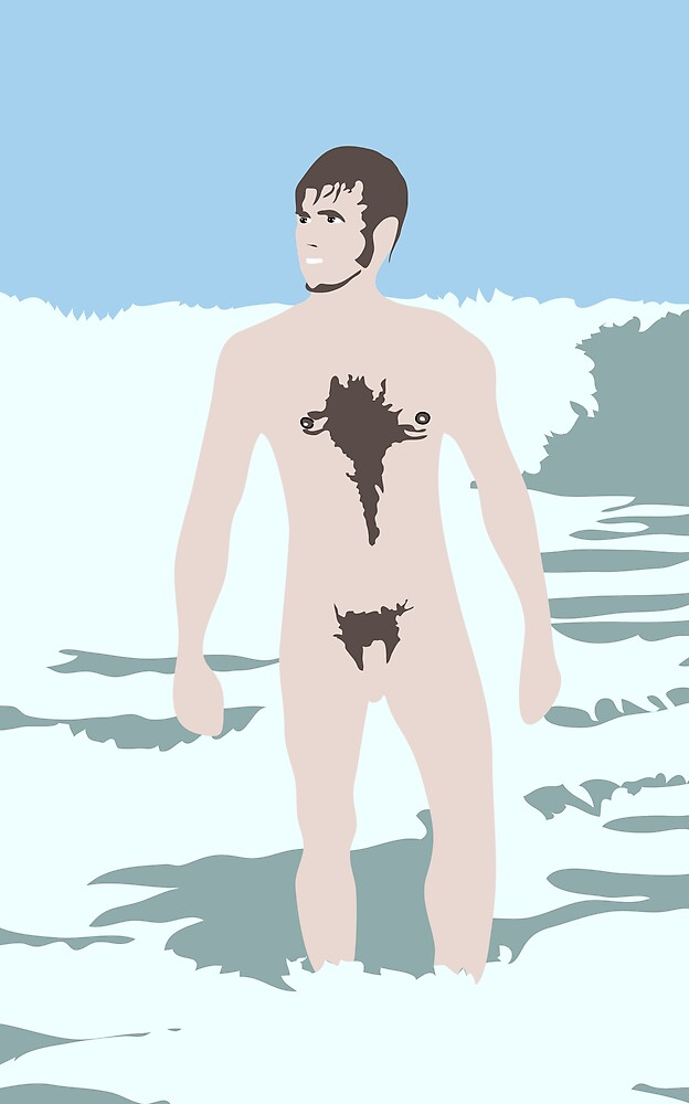Surfer by Wulf