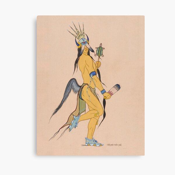 Wah-Pah-Nah-Yah: Mowglis Collection Canvas Print
