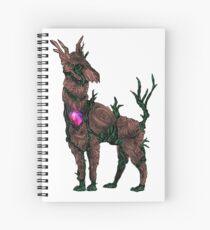 Bark Hound Spiral Notebook