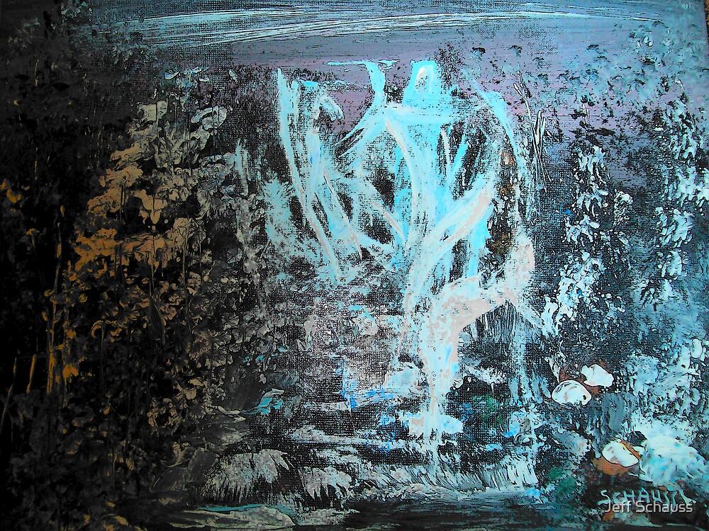 Spirits By The Creek by Jeff Schauss