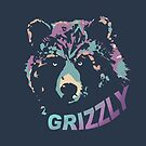 GRIZZLY by stanlevart