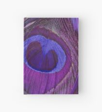 Peacock Candy IV Hardcover Journal