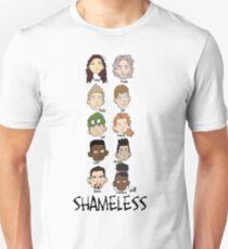 Shameless Characters T-Shirt