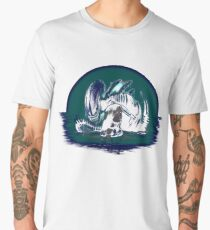 Aliens - Newt in Danger Men's Premium T-Shirt