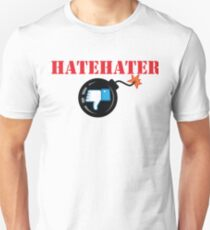 Stop haters. T-Shirt